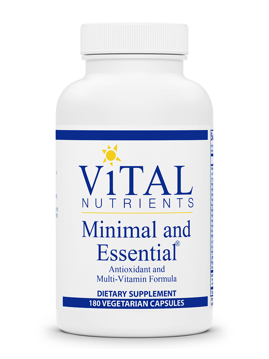 Minimal and Essential - 180 Capsules
