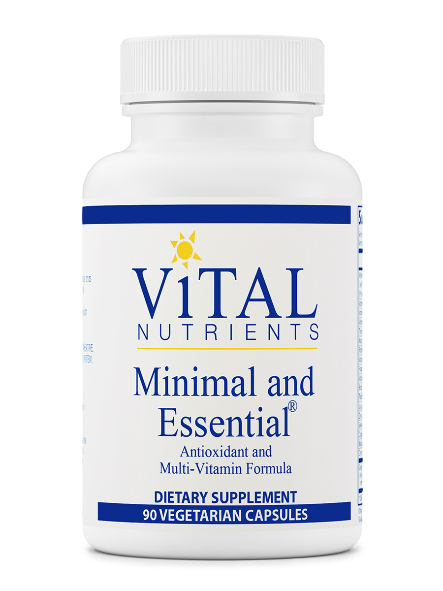 Minimal and Essential - 90 Capsules