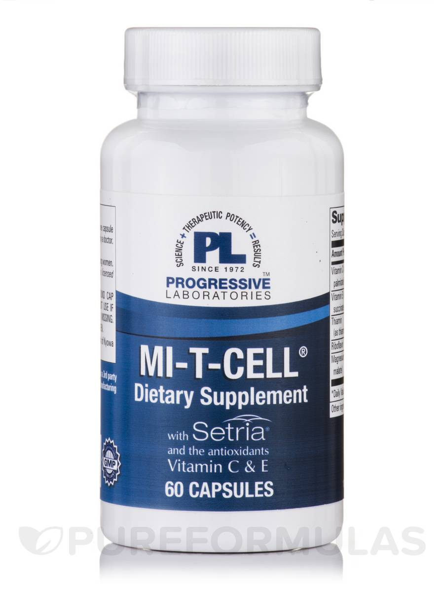 Mi-T-Cell - 60 Capsules