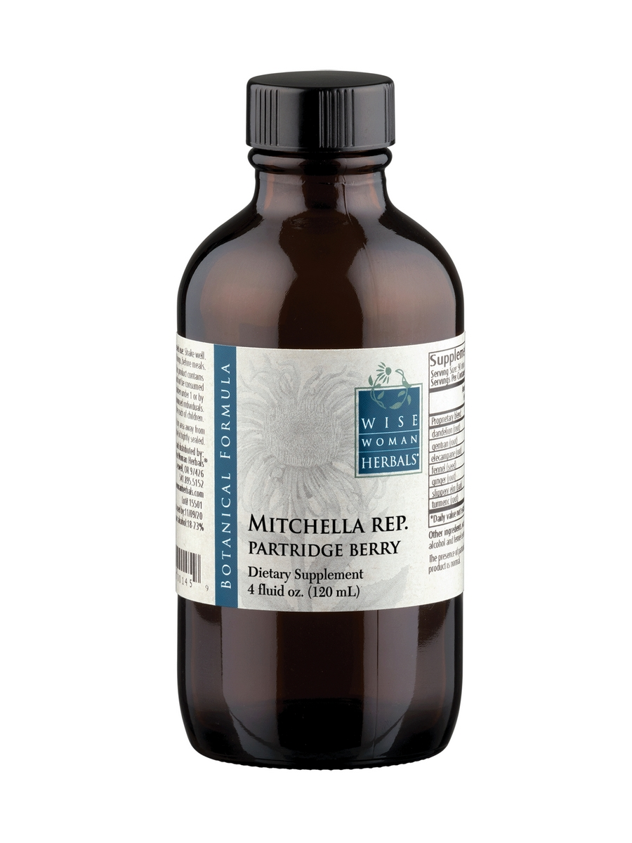 Mitchella Repens (Partridge Berry) - 4 fl. oz