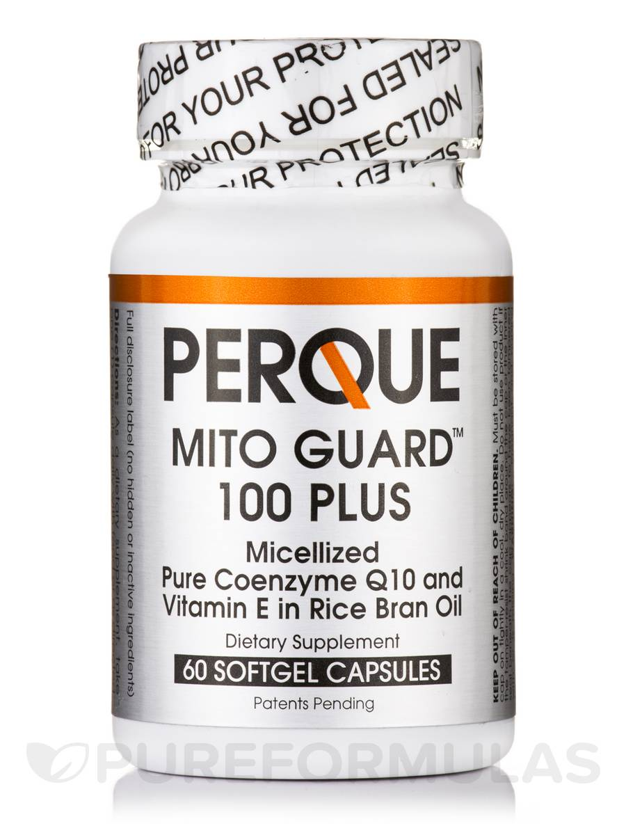 Mito Guard 100 Plus - 60 Softgel Capsules