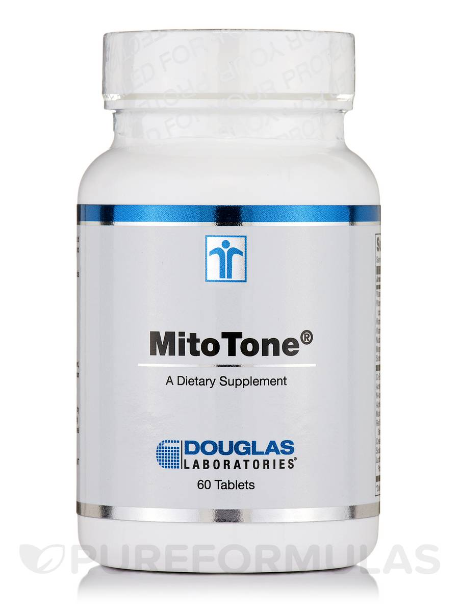 MitoTone - 60 Tablets