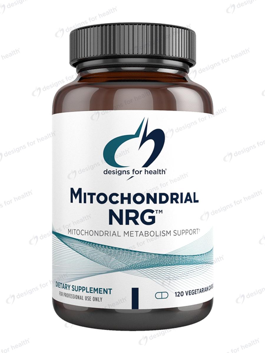 Mitochondrial NRG - 120 Vegetarian Capsules