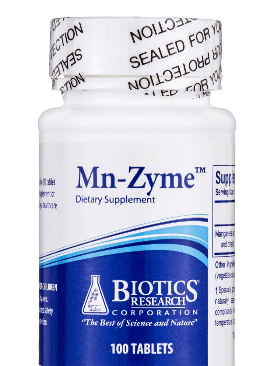 Mn-Zyme - 100 Tablets