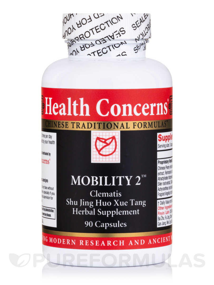 Mobility 2 - 90 Tablets