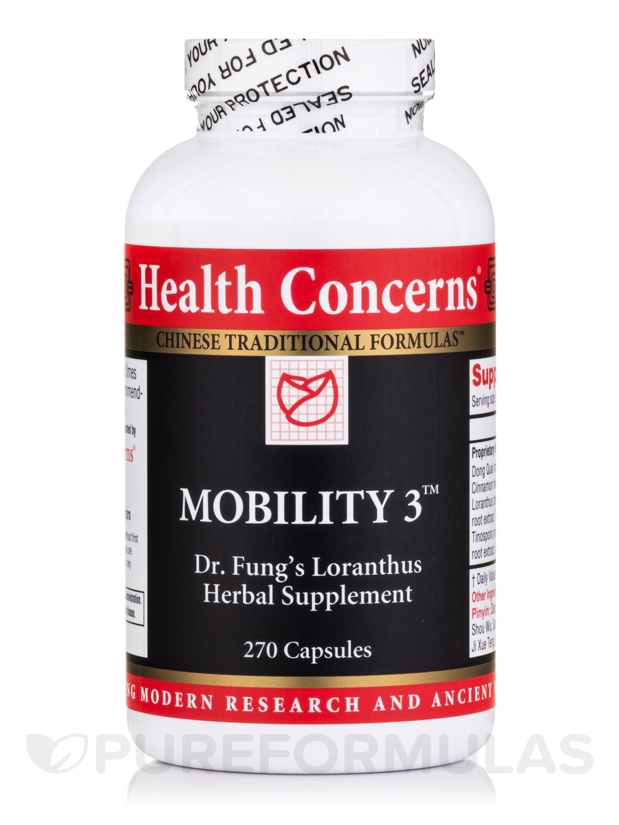 Mobility 3 - 270 Tablets