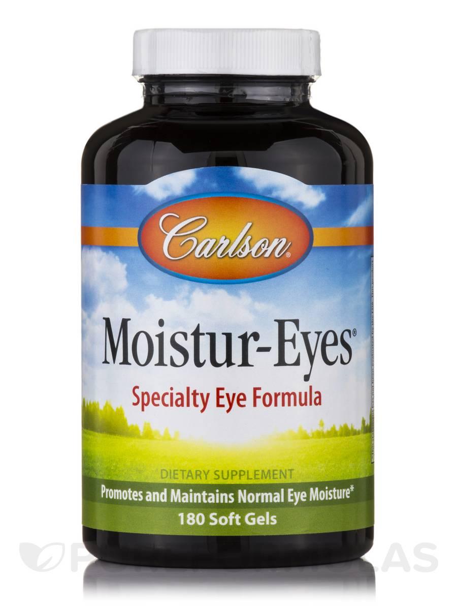 Moistur-Eyes - 180 Soft Gels