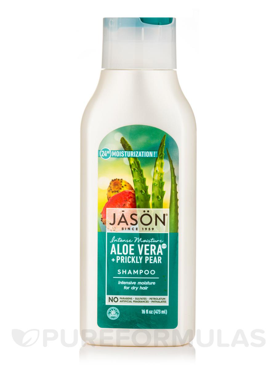Moisturizing 84% Aloe Vera Shampoo - 16 fl. oz (473 ml)