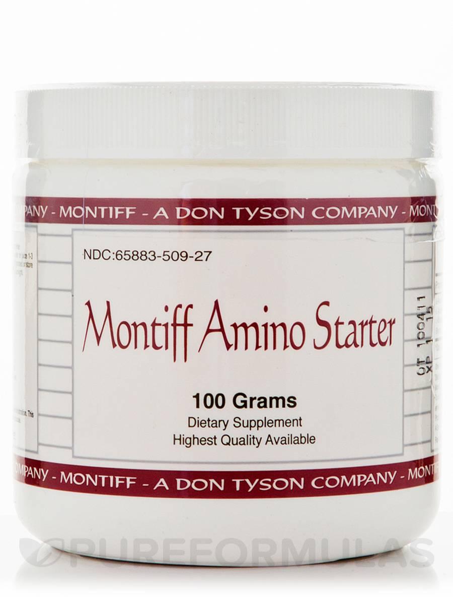 Montiff Amino Starter - 100 Grams