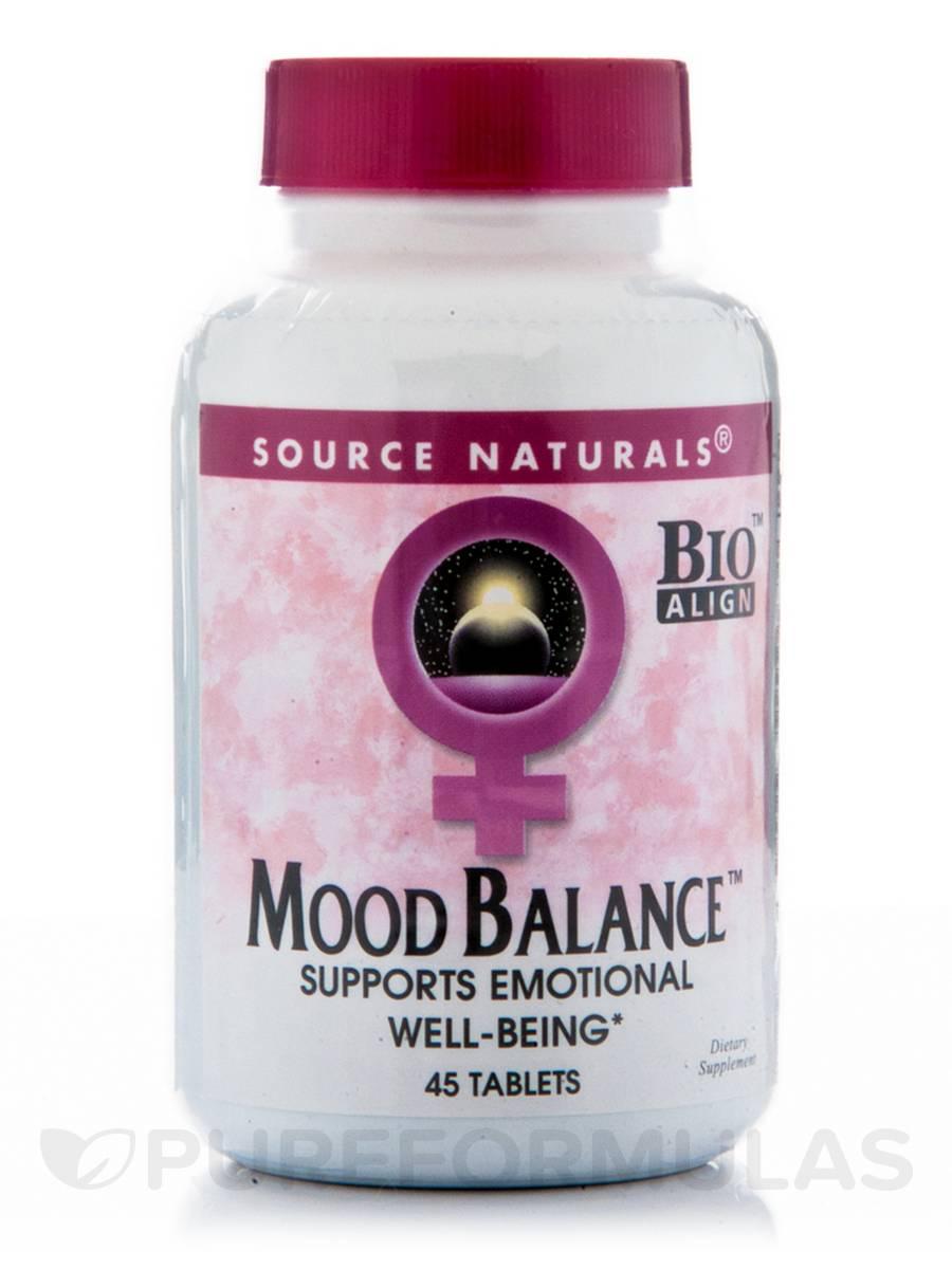 Mood Balance - 45 Tablets