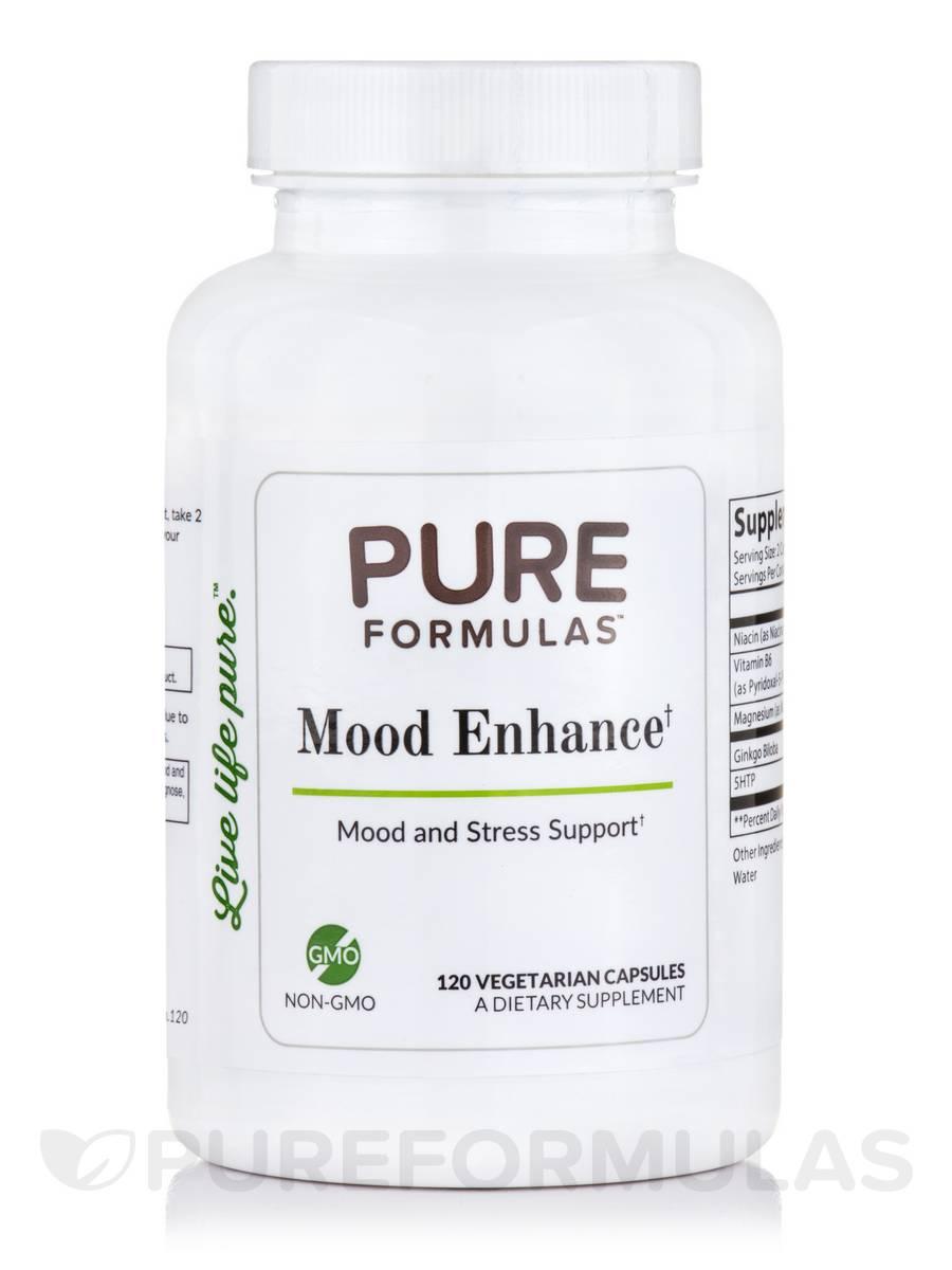 Mood Enhance - 120 Vegetarian Capsules