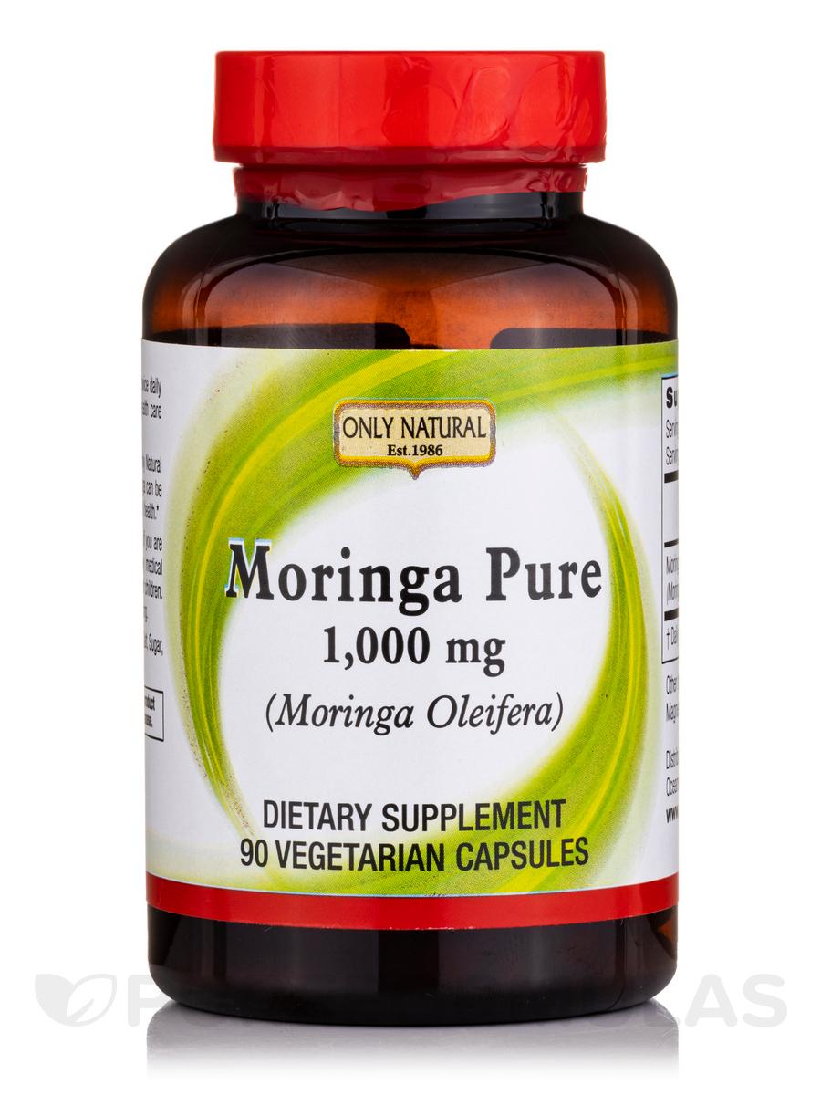Moringa Pure - 90 Vegetarian Capsules