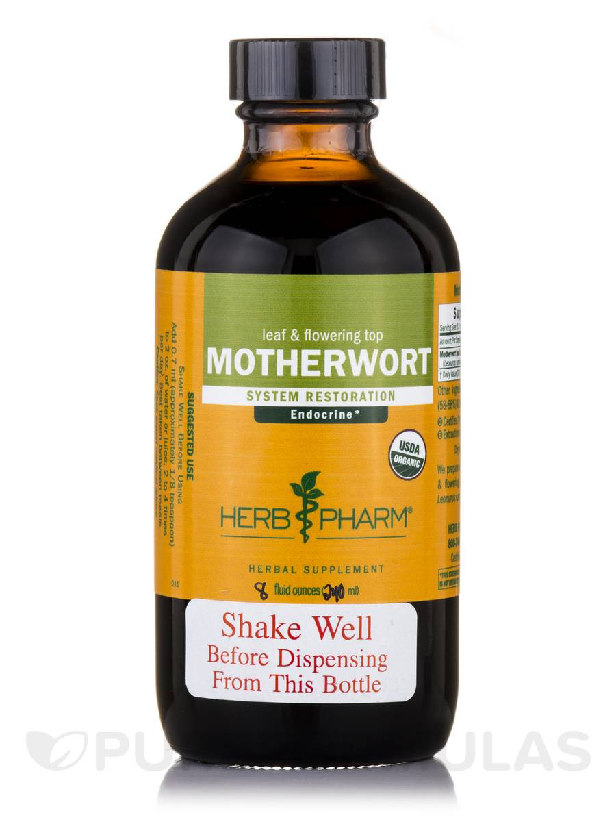 Motherwort - 8 fl. oz (240 ml)