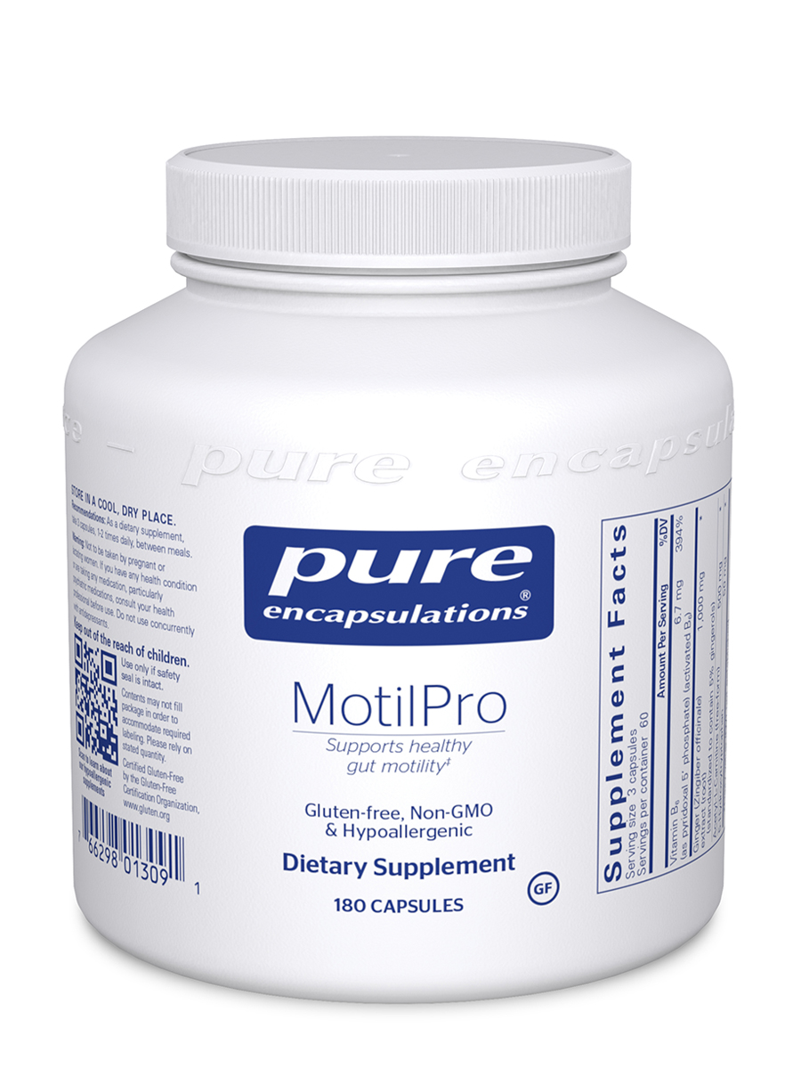 MotilPro - 180 Capsules