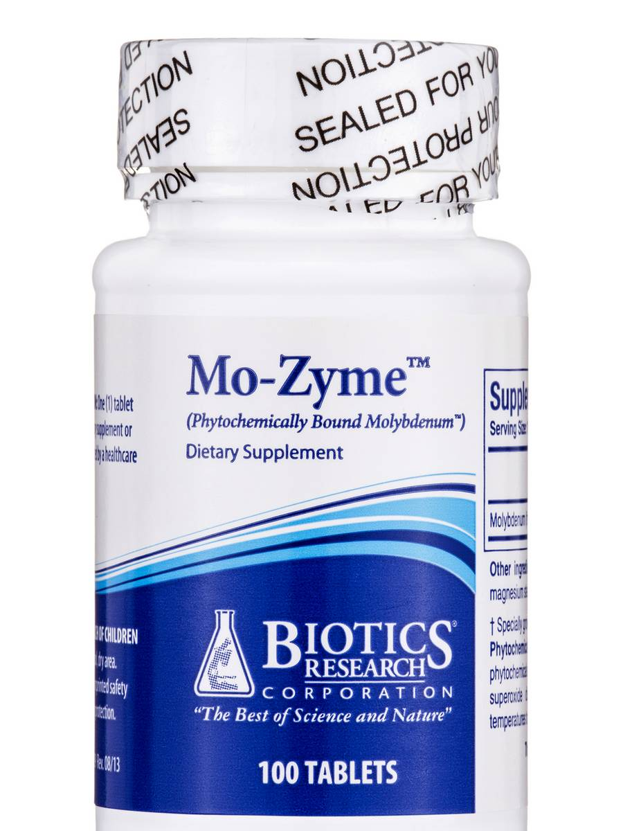 Mo-Zyme - 100 Tablets