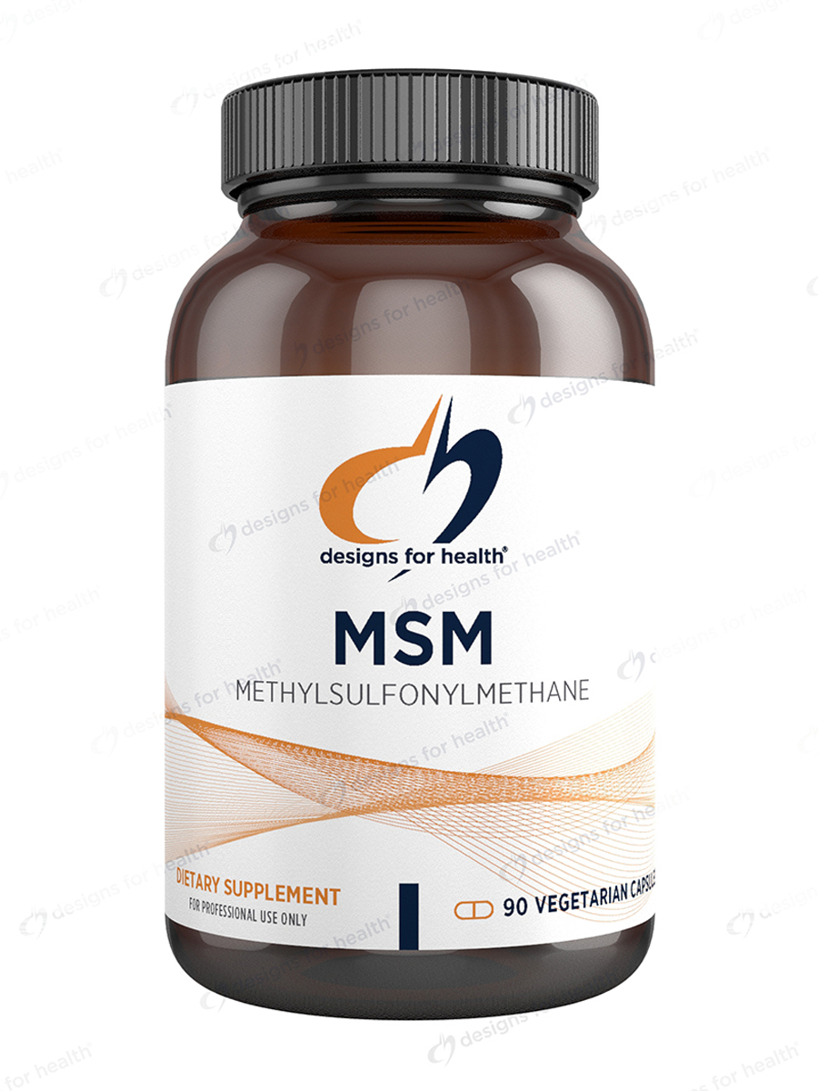 MSM - 90 Vegetarian Capsules