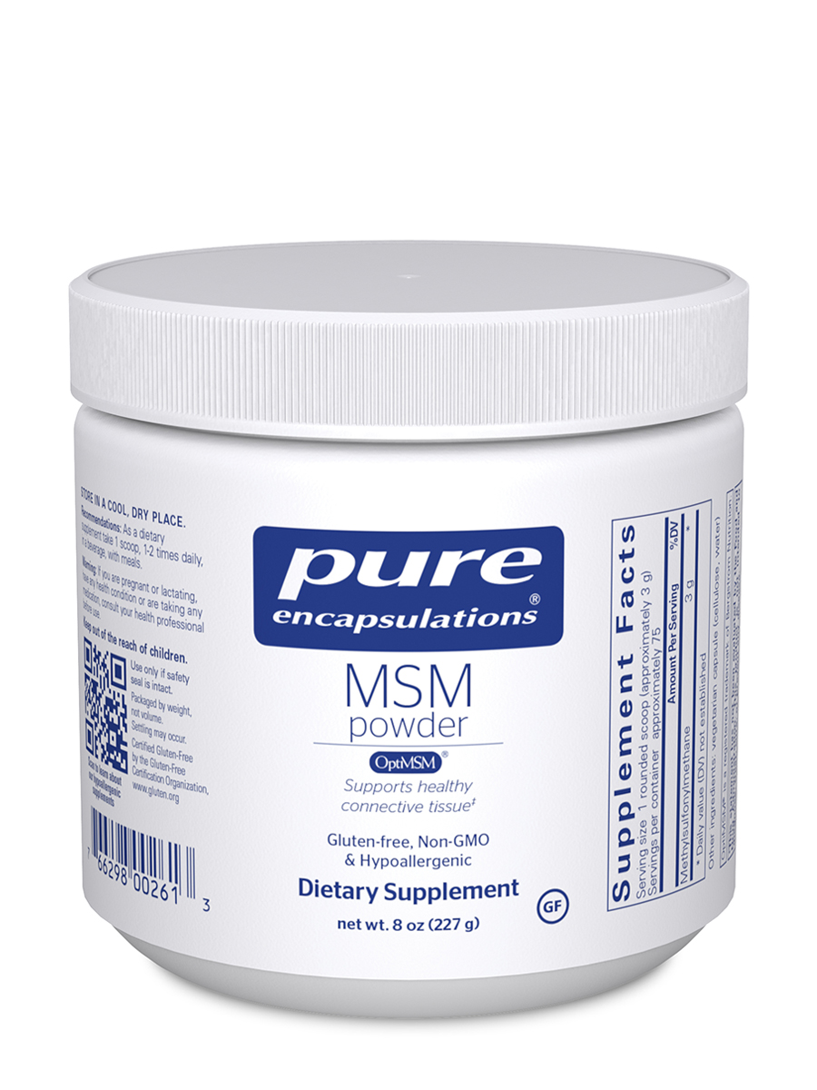 MSM Powder - 227 Grams