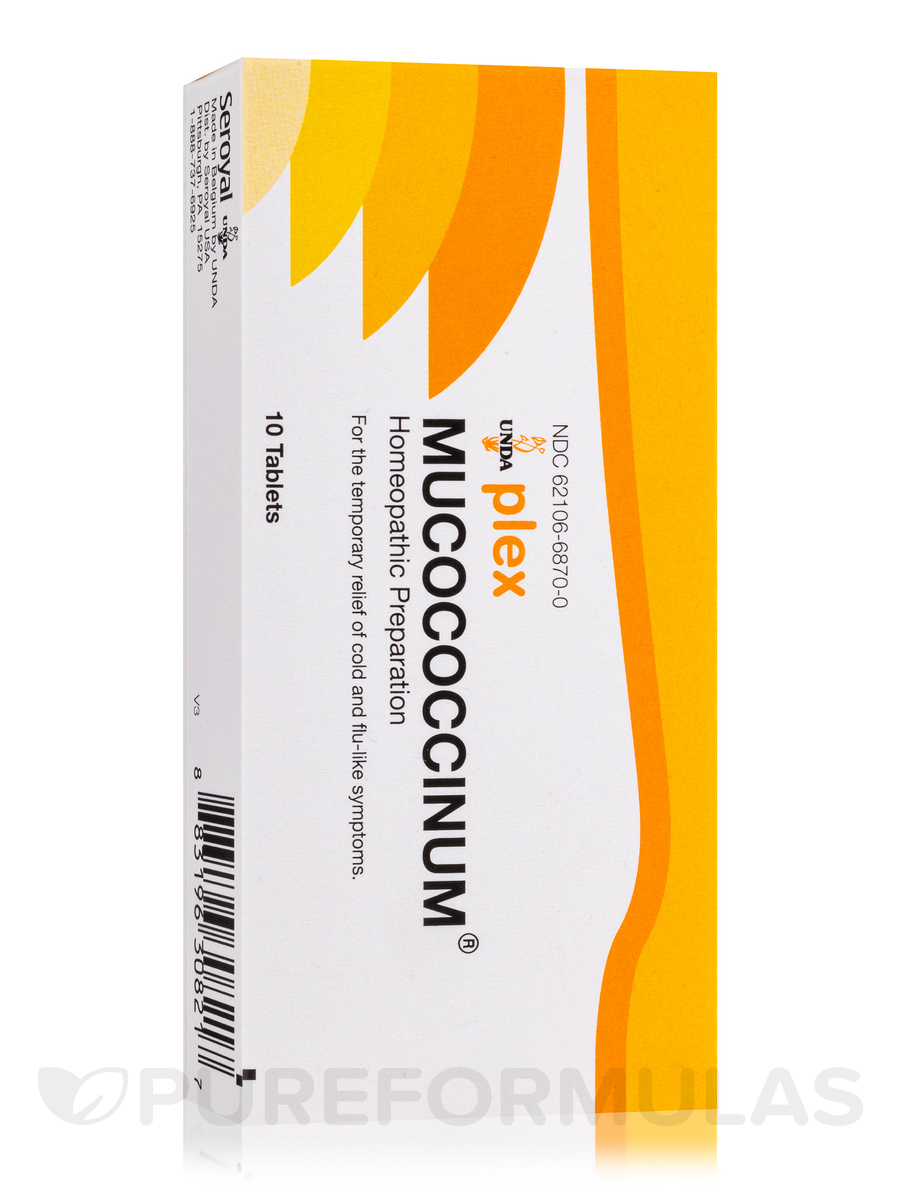 Muco coccinum - 10 Tablets
