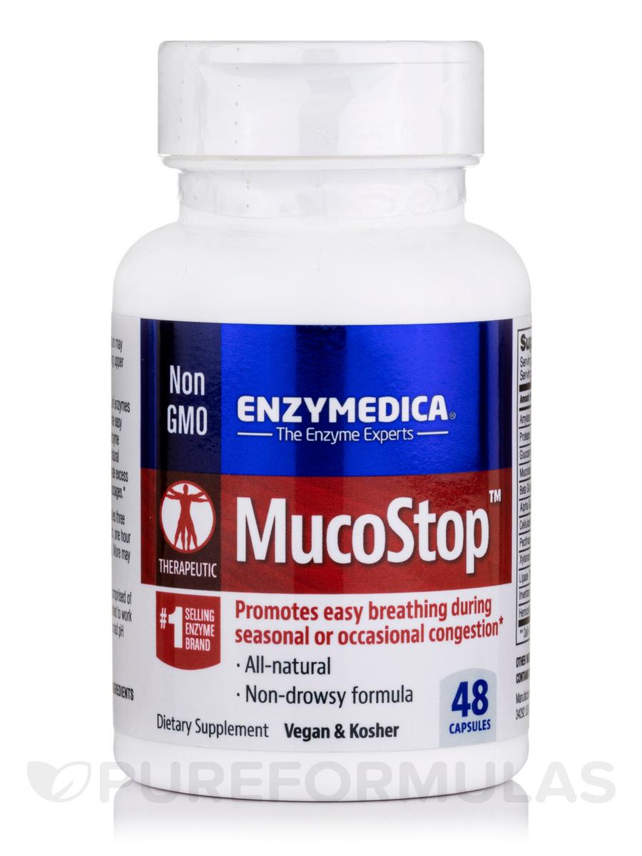 MucoStop™ - 48 Capsules