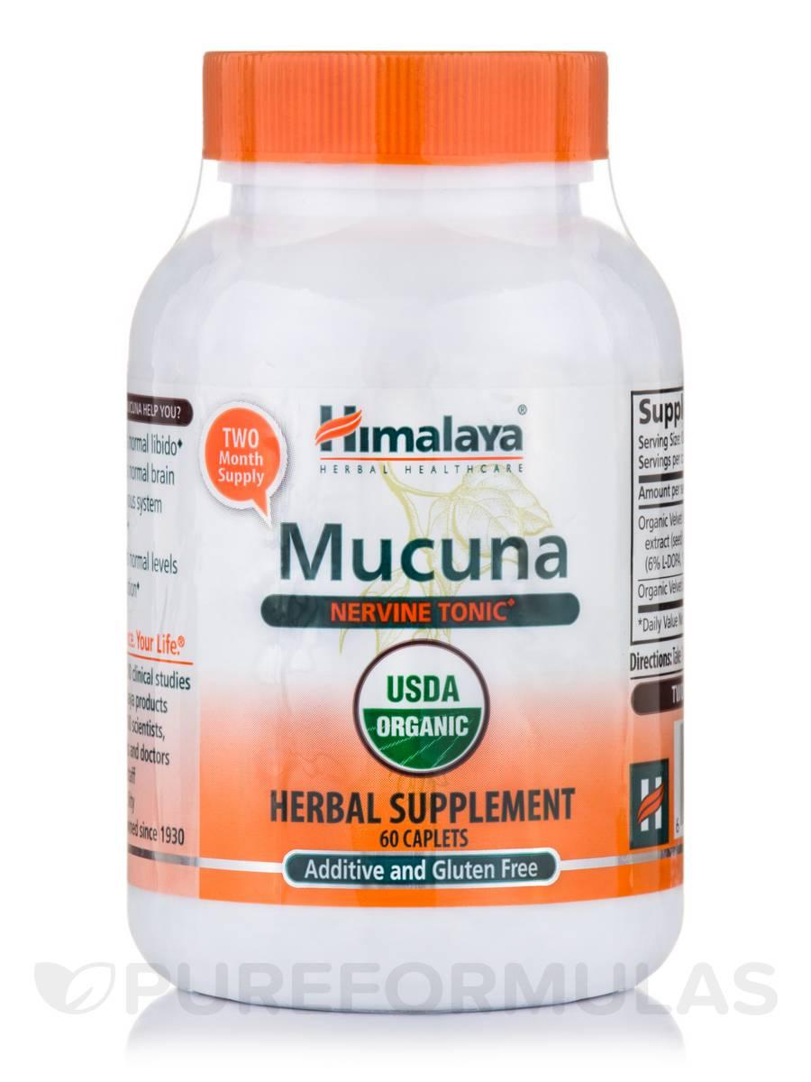 Mucuna - 60 Caplets