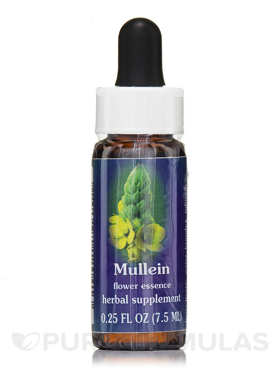 Mullein Dropper - 0.25 fl. oz (7.5 ml)
