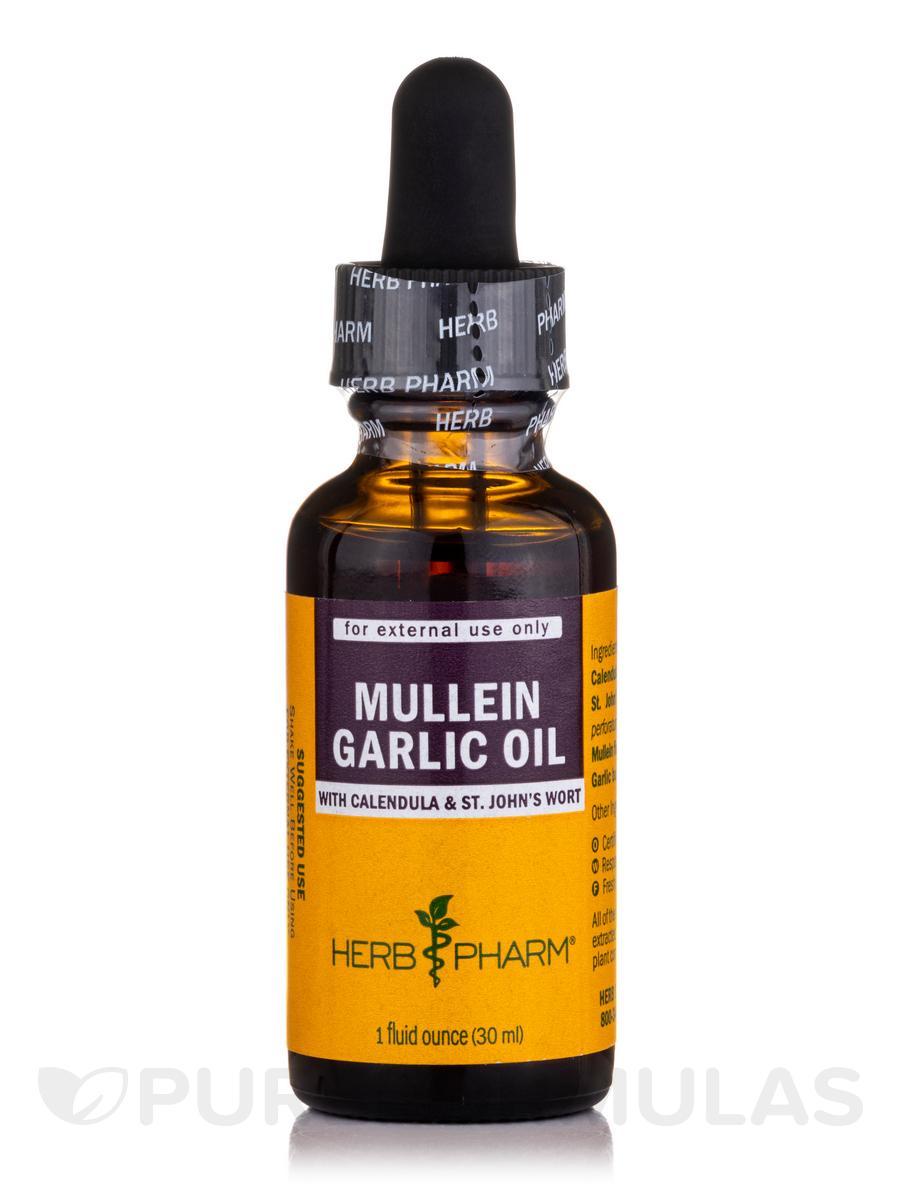 Mullein Garlic Compound - 1 fl. oz (30 ml)