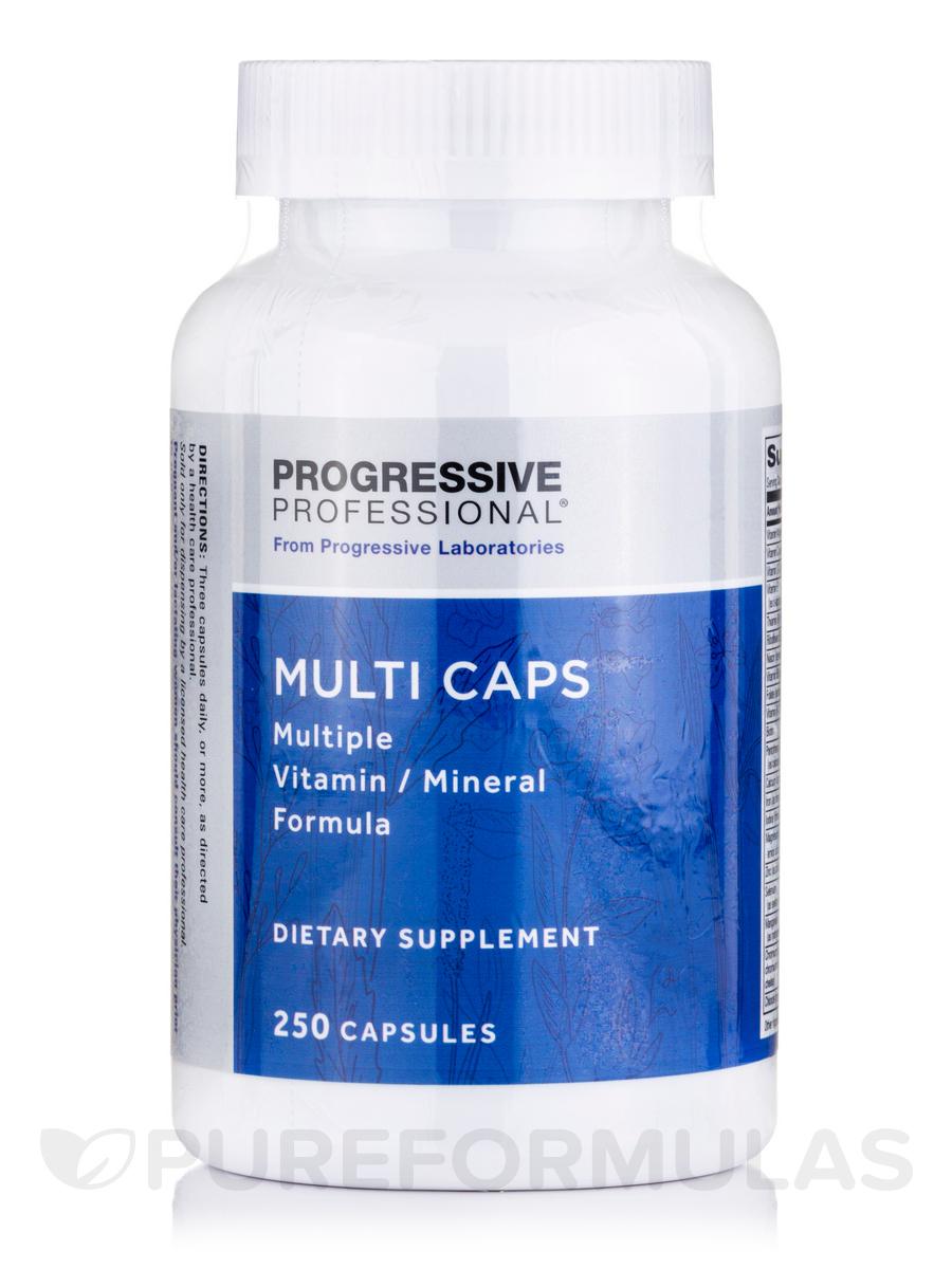 Multi Caps - 250 Capsules