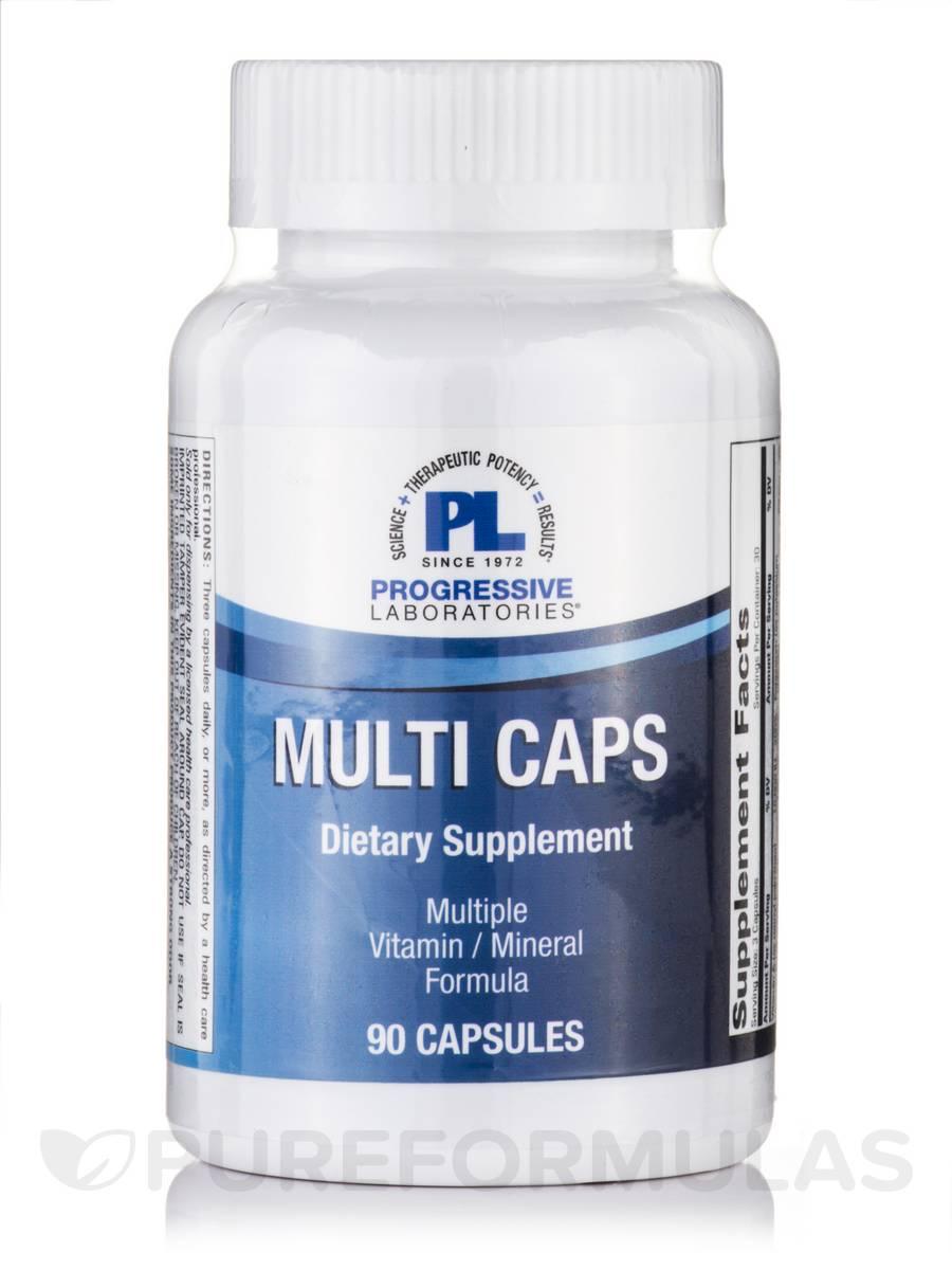 Multi Caps - 90 Capsules