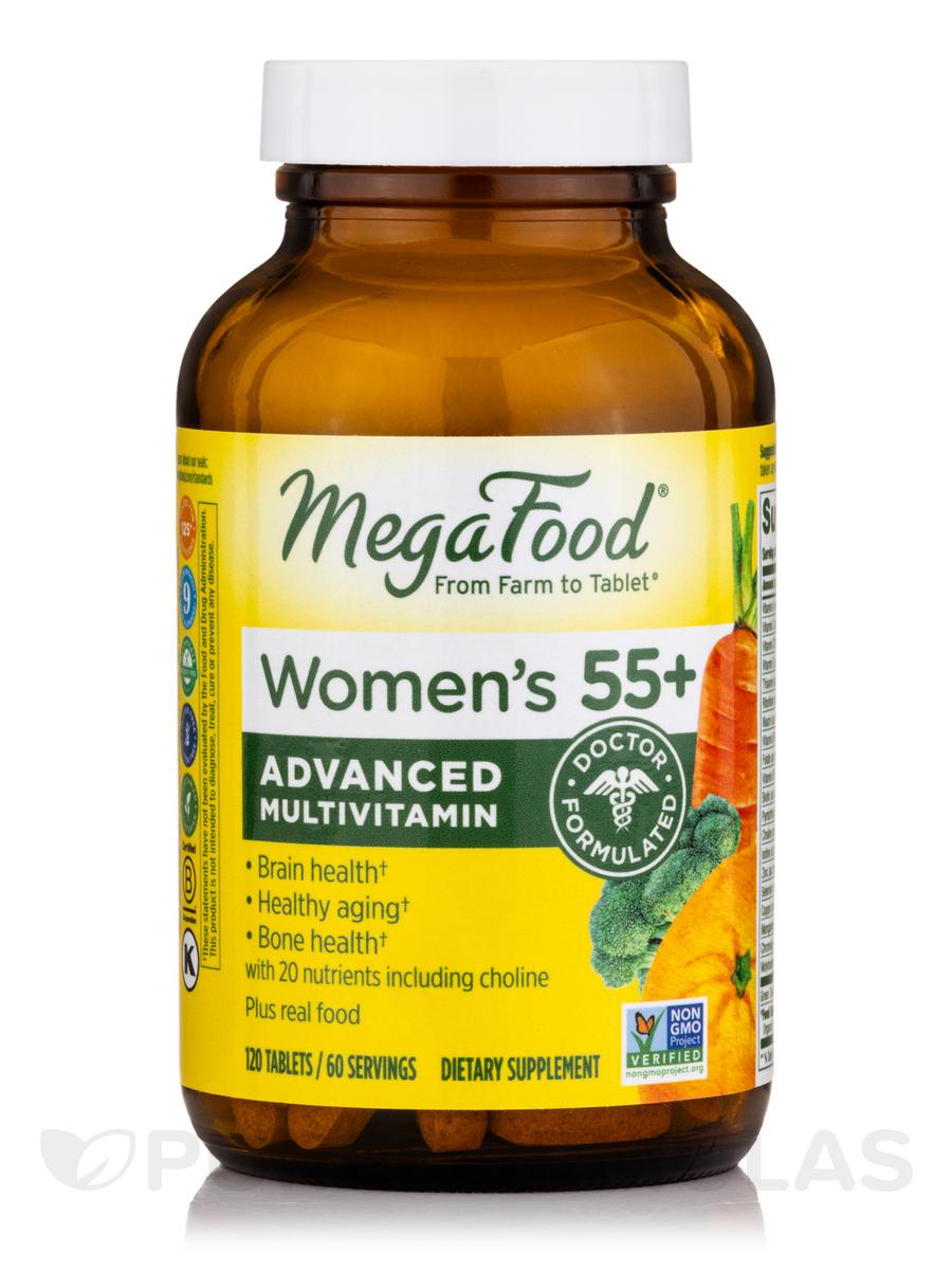 Multi for Women 55+ - 120 Tablets