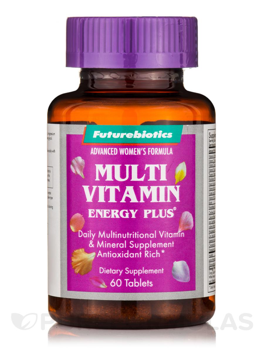 Multi Vitamin Energy Plus for Women - 60 Tablets