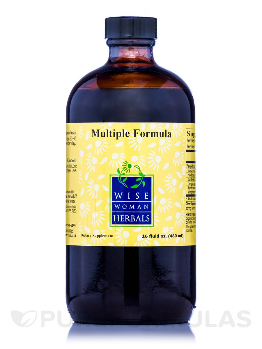 Multiple Formula - 16 fl. oz (480 ml)