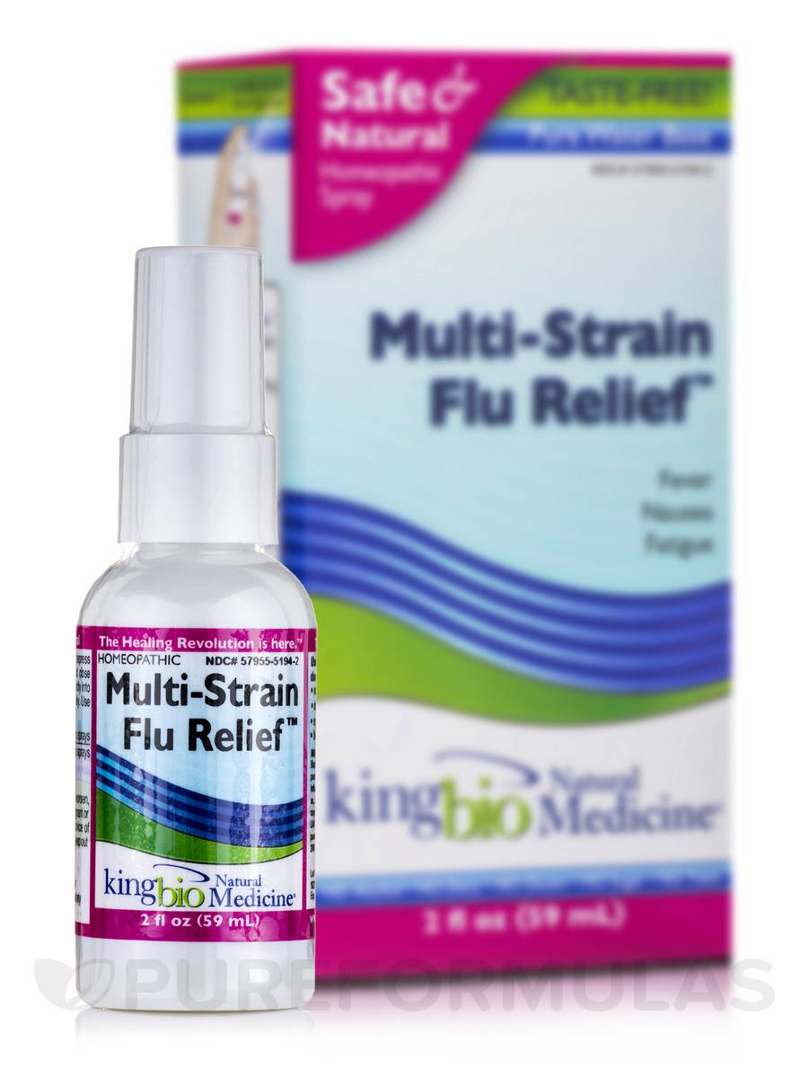 Multi-Strain Flu Relief - 2 fl. oz (59 ml)