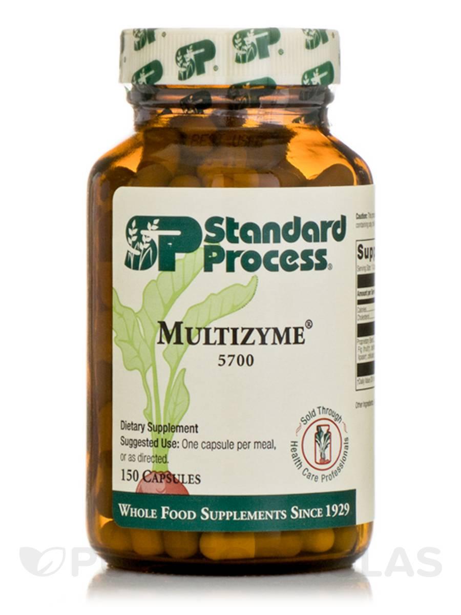 Multizyme® - 150 Capsules