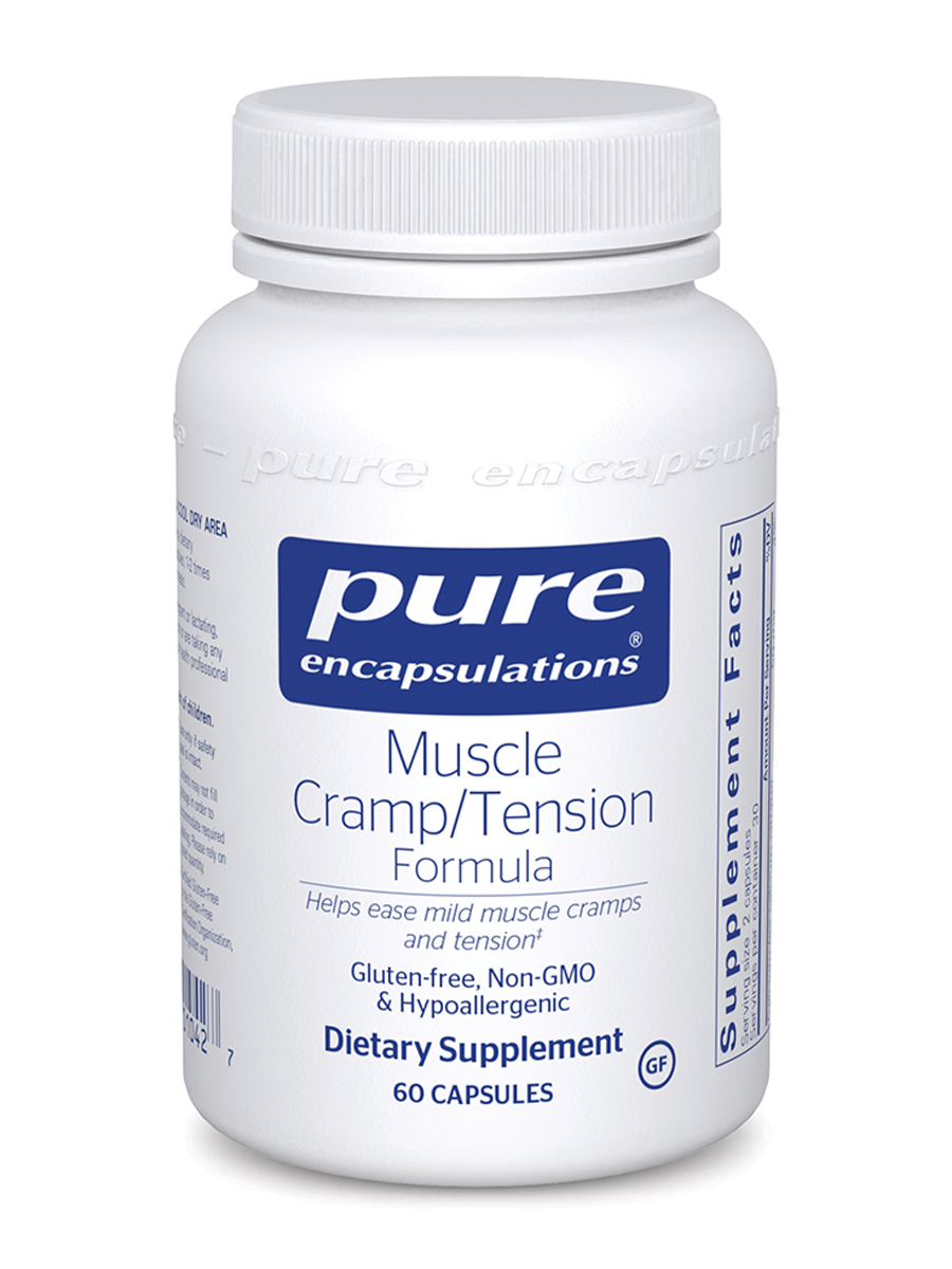 Muscle Cramp/Tension - 60 Capsules