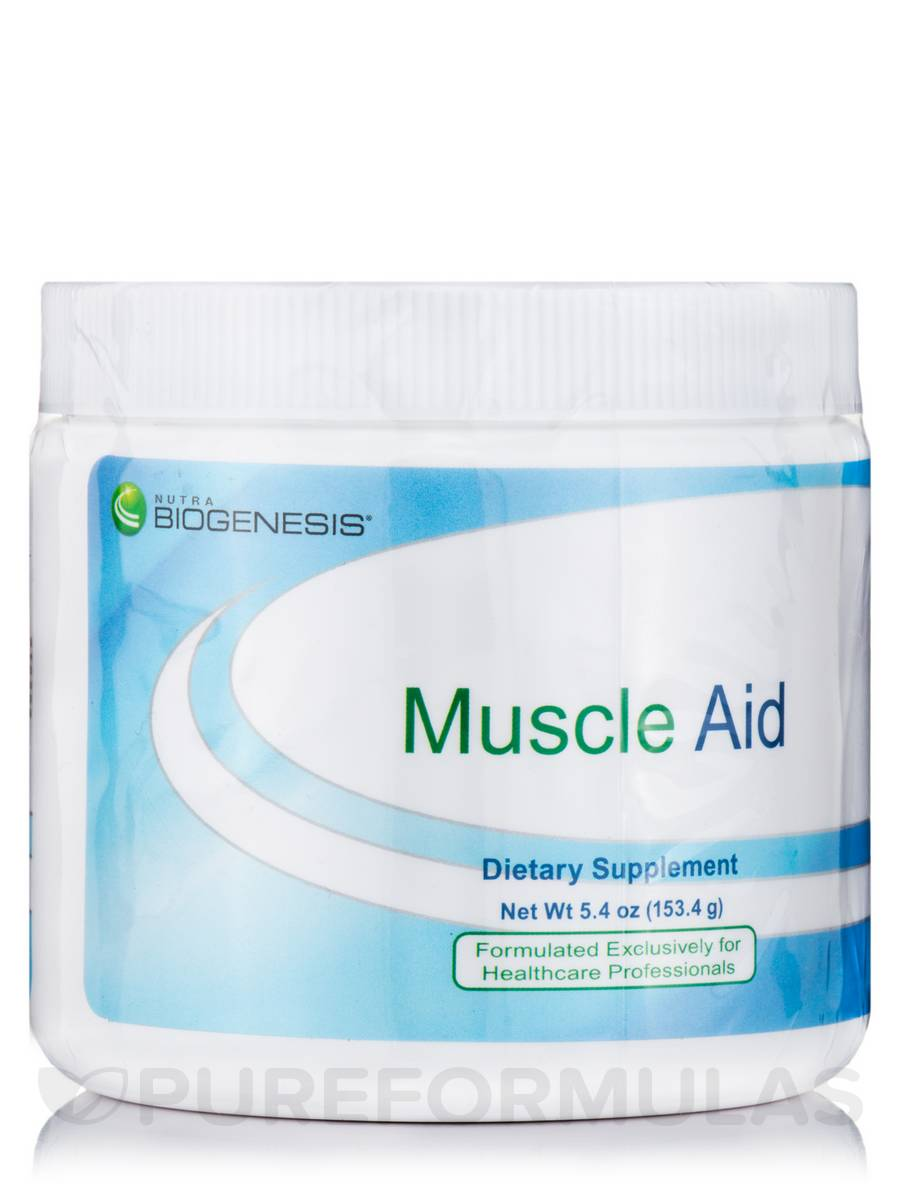 Muscle-Aid - 4.76 oz (135 Grams)