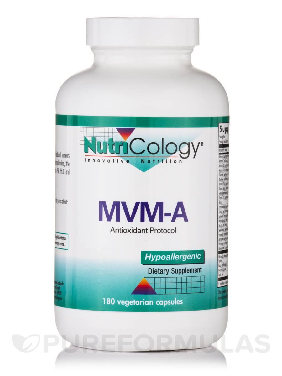 MVM-A - 180 Vegetarian Capsules