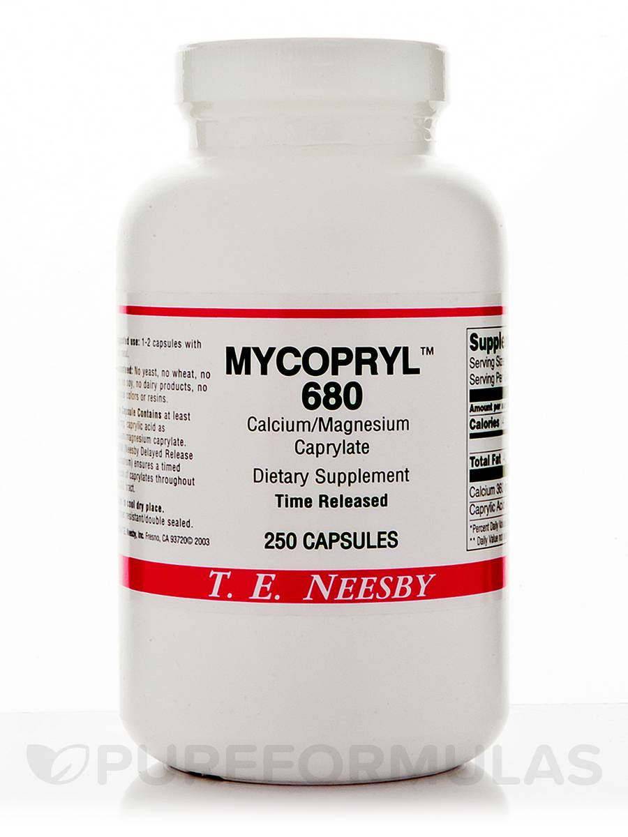 Mycopryl 680 - 250 Capsules