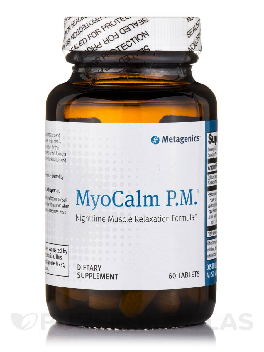 MyoCalm P.M. - 60 Tablets