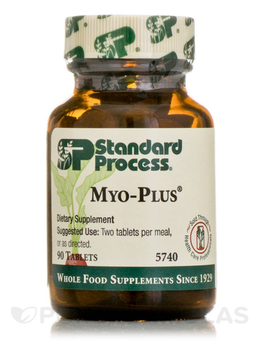 Myo-Plus® - 90 Tablets