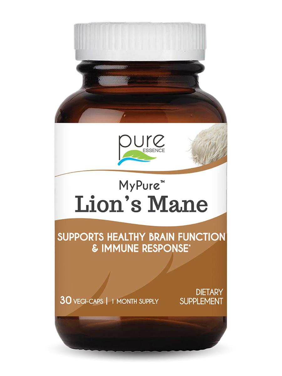 MyPure™ Lion's Mane - 30 Vegi-Caps