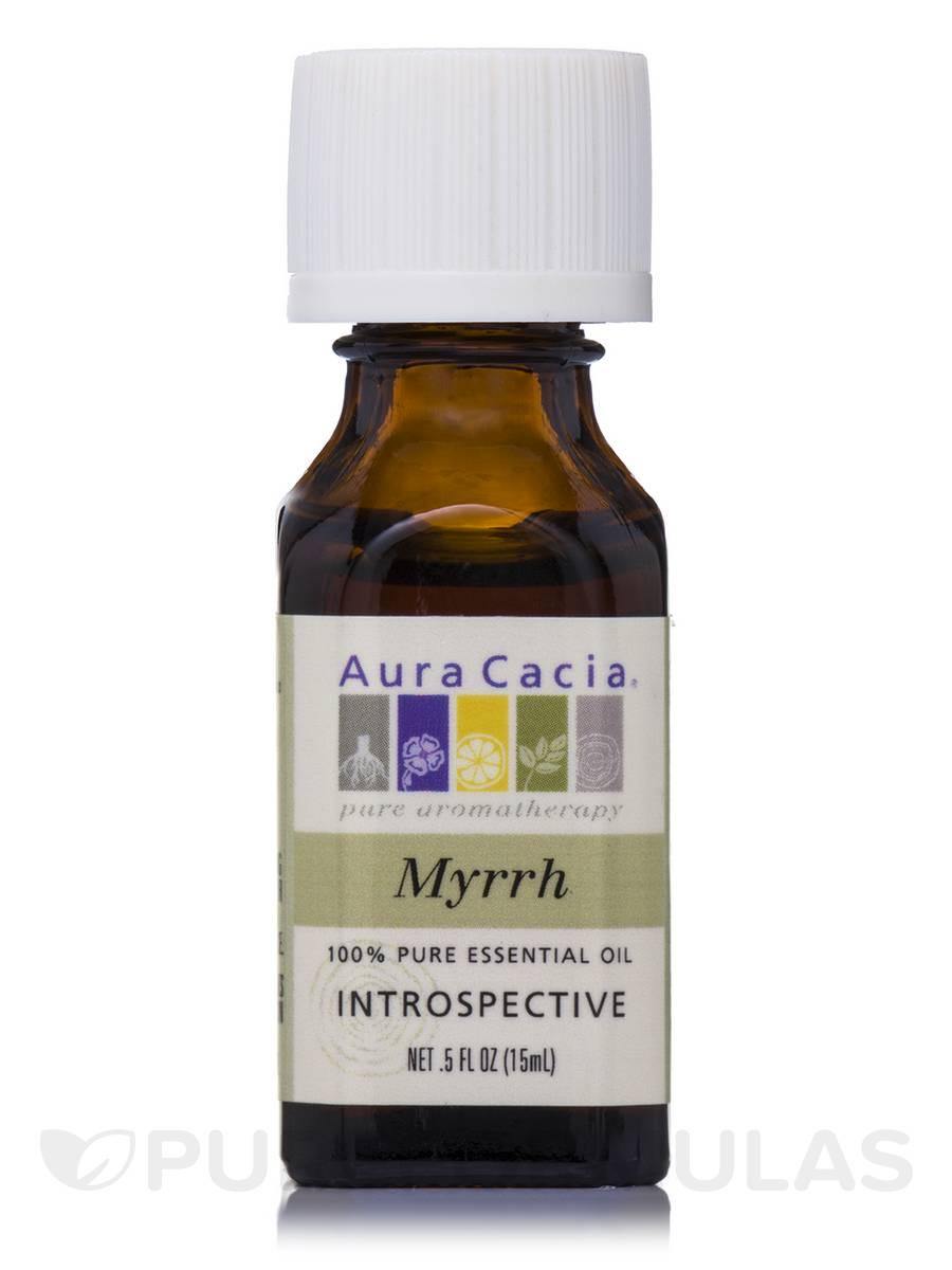 Myrrh Essential Oil (Commiphora myrrha) - 0.5 fl. oz (15 ml)