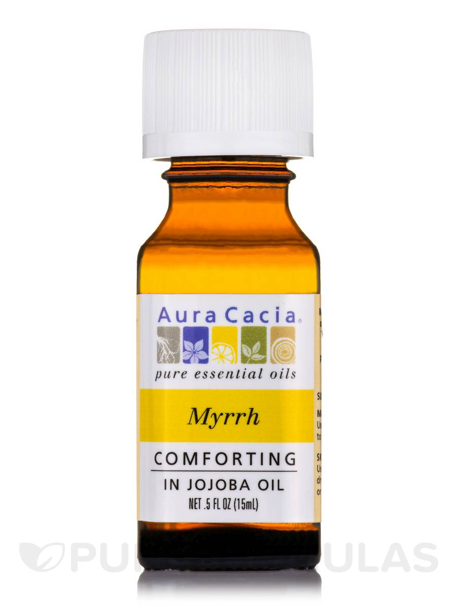 Myrrh (in Jojoba Oil) - 0.5 fl. oz (15 ml)
