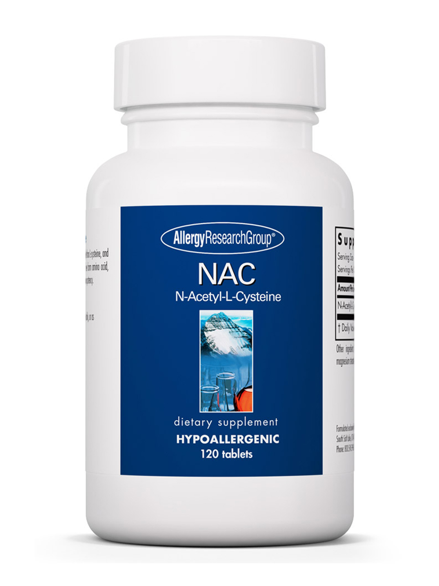 nac n acetyl l cysteine 120 tablets. Black Bedroom Furniture Sets. Home Design Ideas