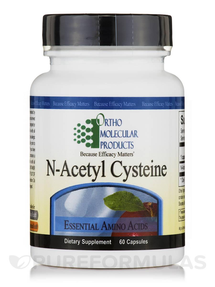 N-Acetyl Cysteine - 60 Capsules