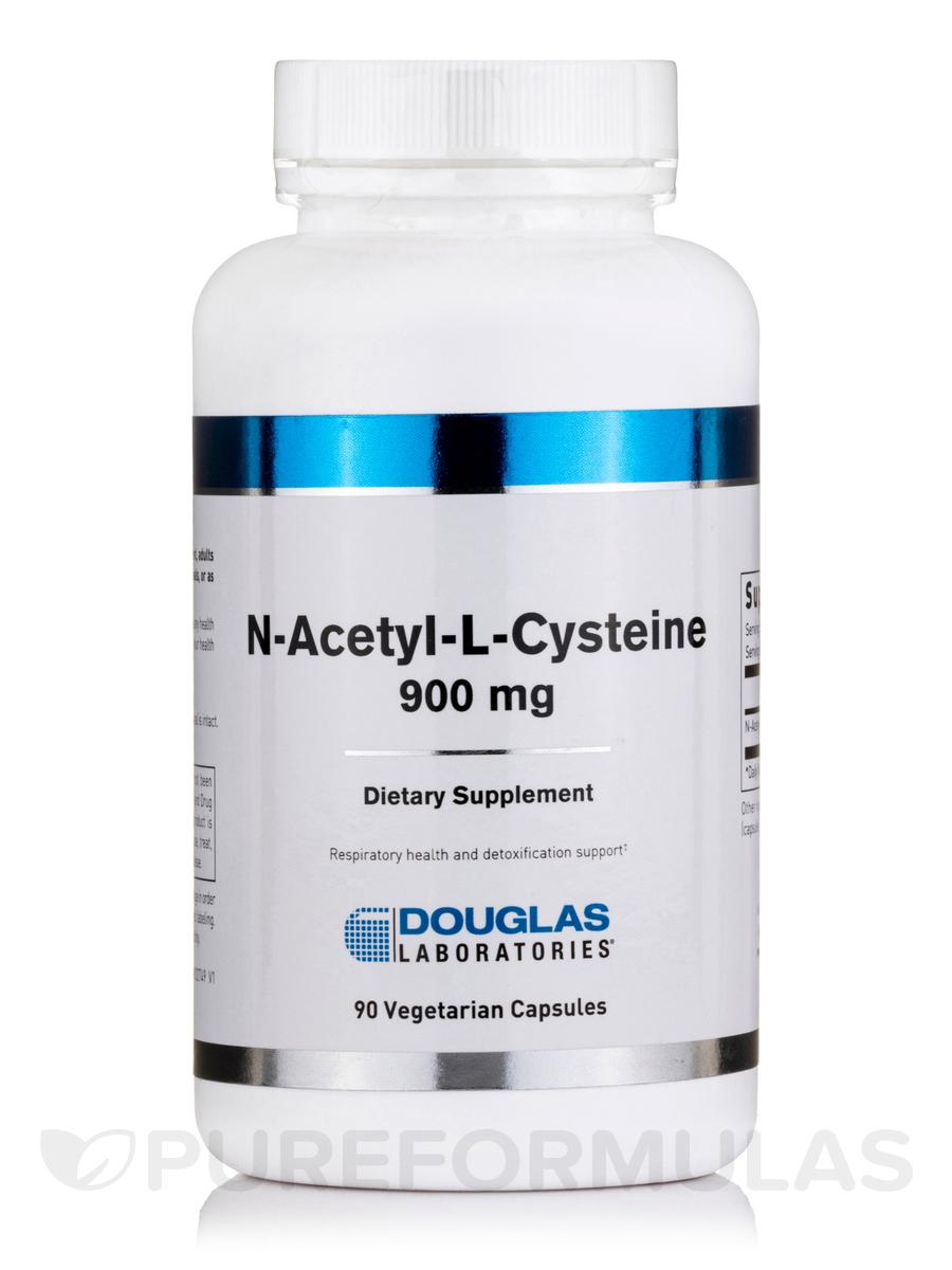 N-Acetyl-L-Cysteine 750 mg - 90 Capsules