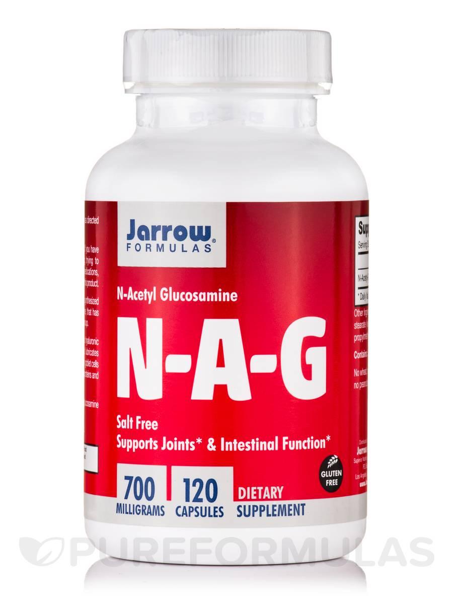 N-A-G 700 mg - 120 Capsules