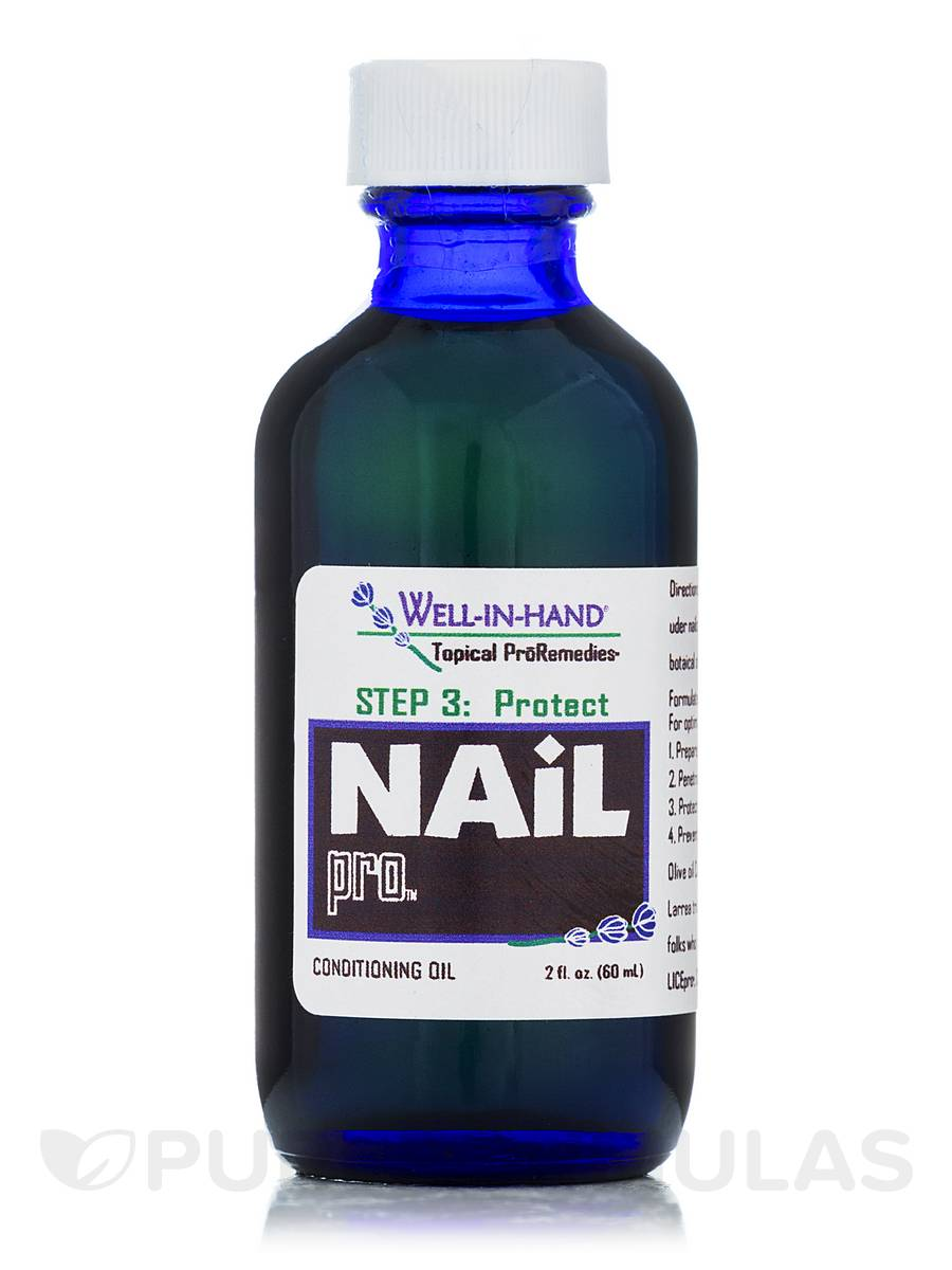 Nail Pro Step 3 Protect-Oil - 2 fl. oz (60 ml)
