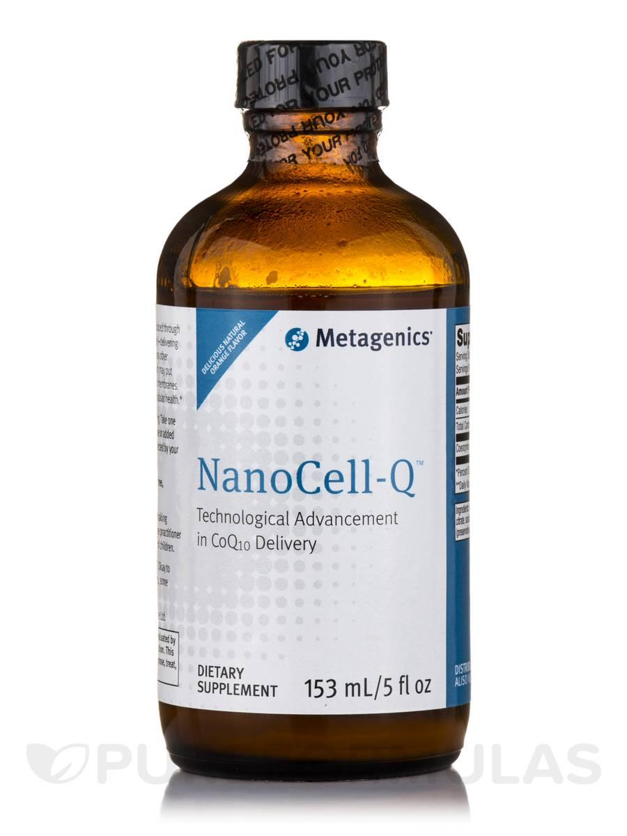 NanoCell-Q Orange Flavor - 5 fl. oz (153 ml)