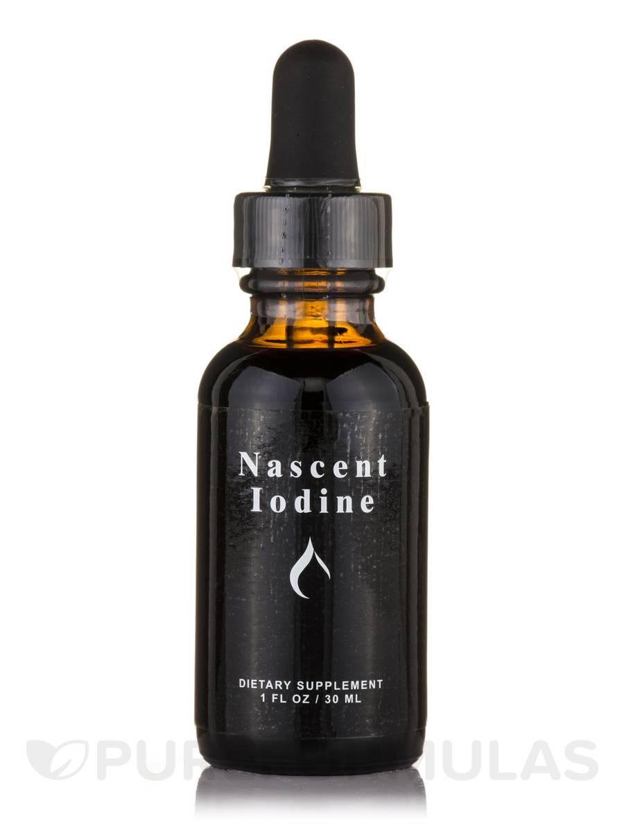 Nascent Iodine - 1 fl. oz (30 ml)