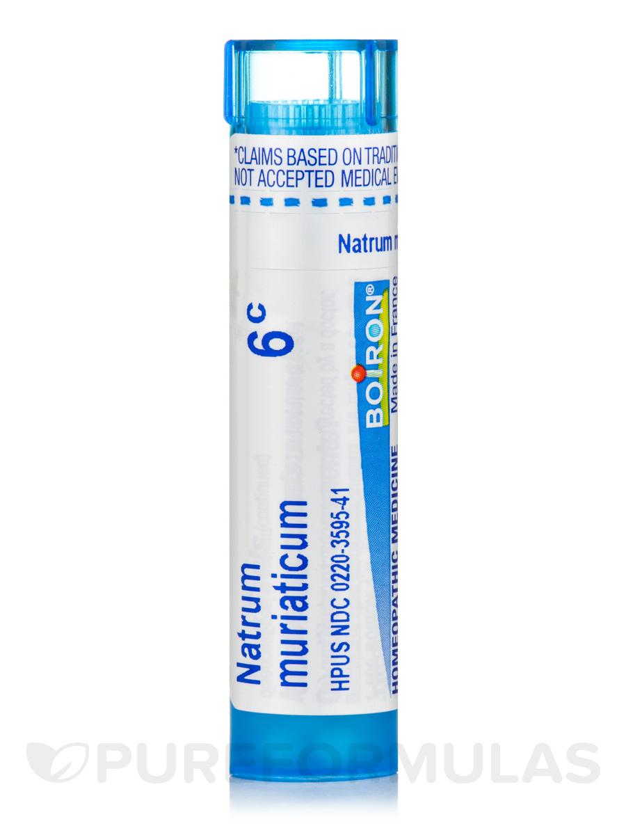 Natrum Muriaticum 6c